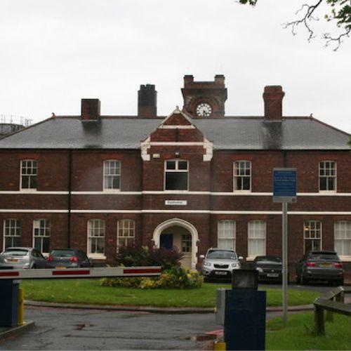 K Binks Heating case studies Grimsby Hospital