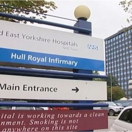 Hull Royal Infirmary A&E